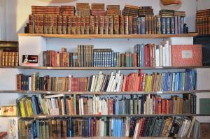 Unsere Bücherecke
